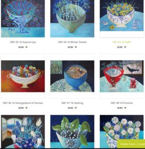 Home susanne mason greeting cards of my paintings are available at green pebble m4hsunfo