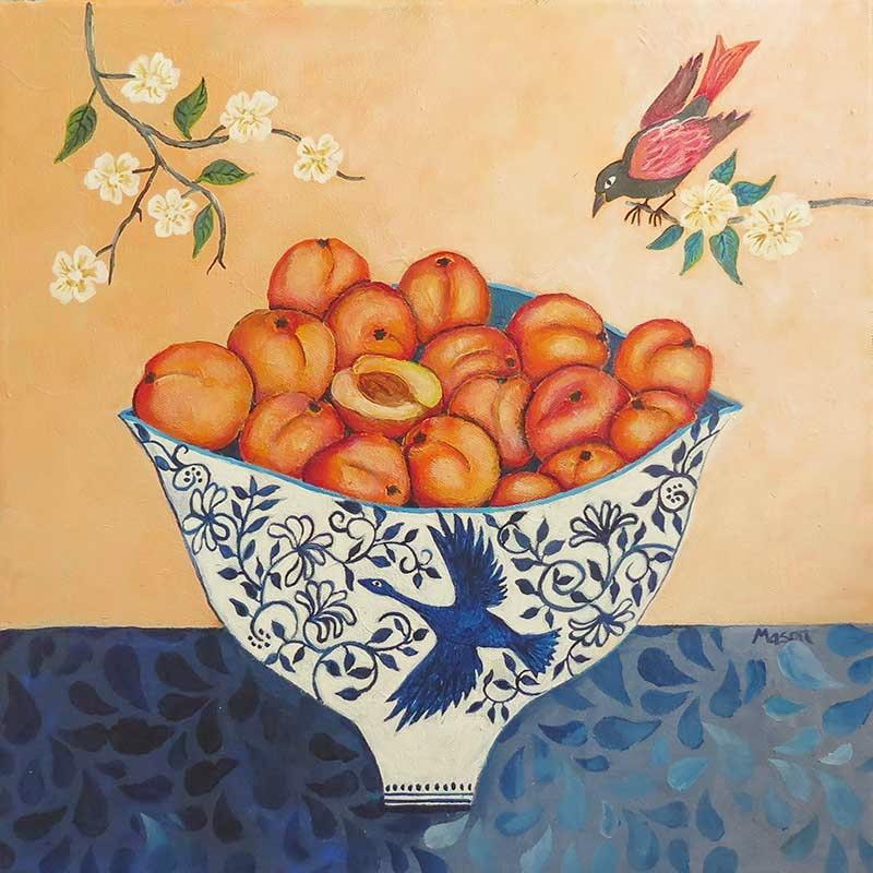 Apricots by Susanne Mason