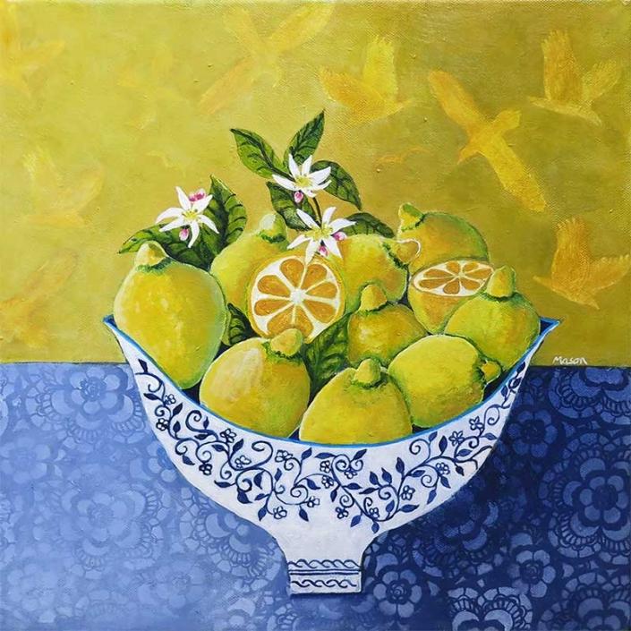 Limones de Murcia by Susanne Mason